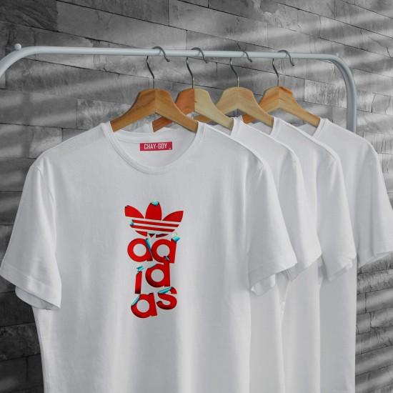 Adidas Tasarımlı Tshirt 12