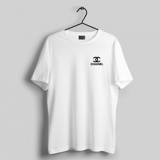 Coco Chanel Tasarımlı Tshirt 1