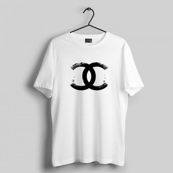 Coco Chanel Tasarımlı Tshirt 3