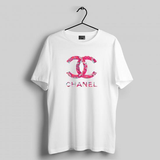 Coco Chanel Tasarımlı Tshirt 2