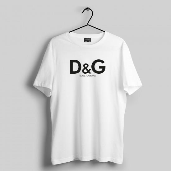 Dolce & Gabbana Tasarımlı Tshirt 1
