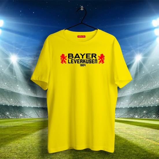 Bayern Leverkusen Tasarımlı Tshirt 1