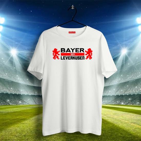 Bayern Leverkusen Tasarımlı Tshirt 2
