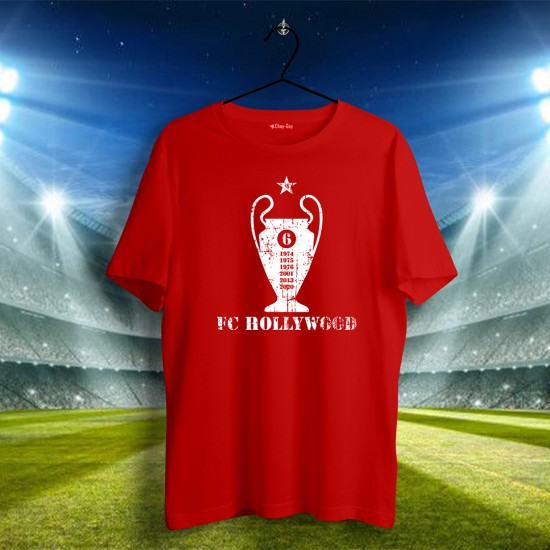 Bayern Munich Tasarımlı Tshirt 8