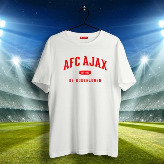 Ajax Tasarımlı Tshirt 1