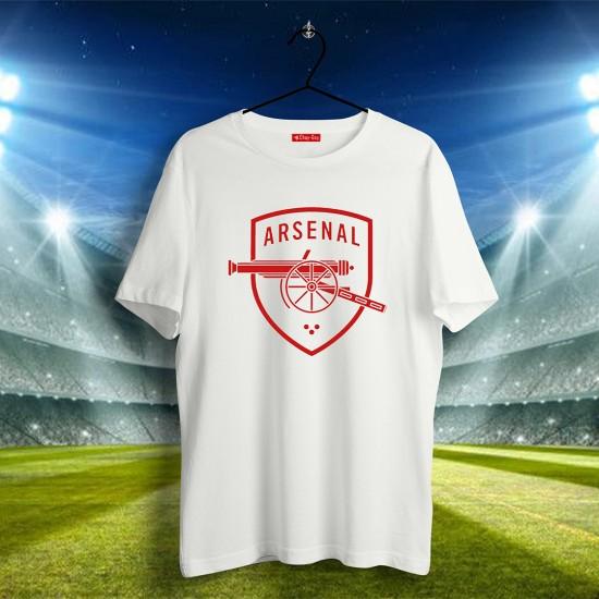 Arsenal Tasarımlı Tshirt 1