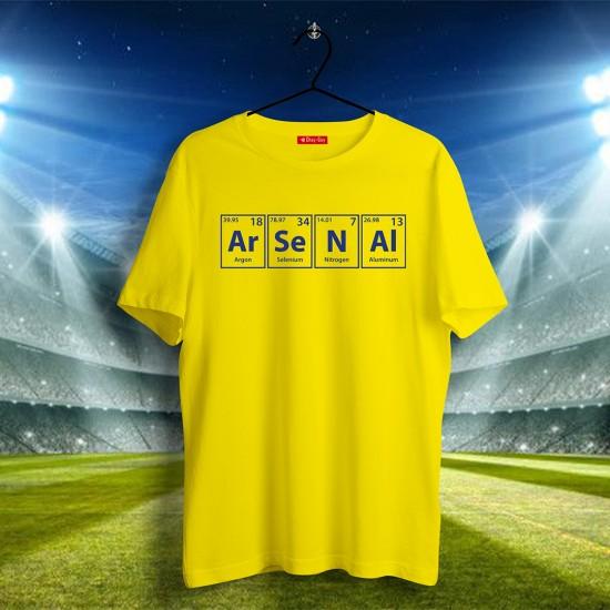 Arsenal Tasarımlı Tshirt 3