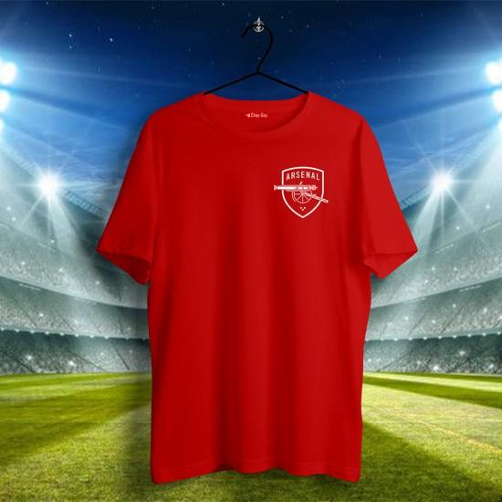 Arsenal Tasarımlı Tshirt 2