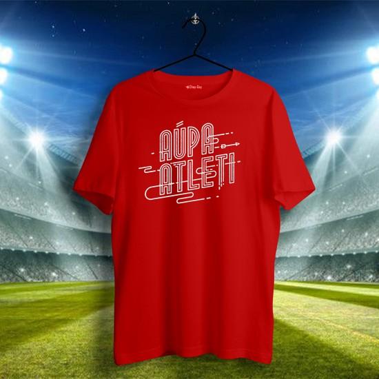 Atletico Madrid Tasarımlı Tshirt 1