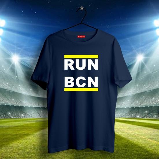 Barcelona Tasarımlı Tshirt 4