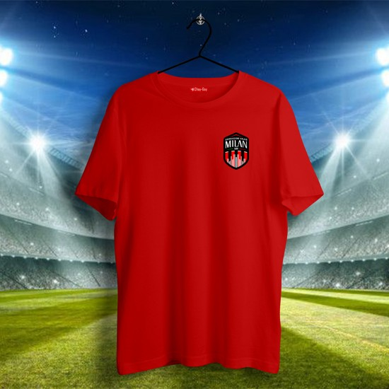 AC Milan Tasarımlı Tshirt 3