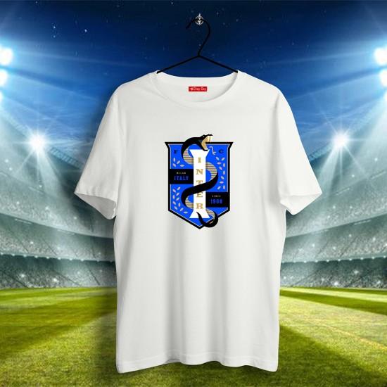 İnter Milan Tasarımlı Tshirt 1