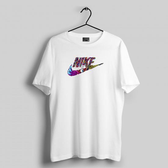 Nike Tasarımlı Tshirt 1