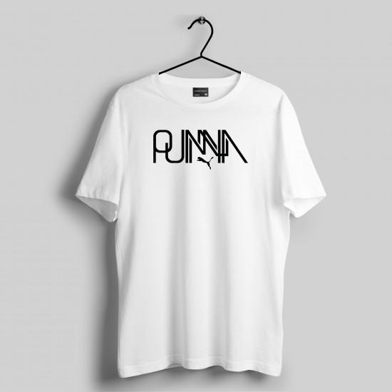 Puma Tasarımlı Tshirt 2