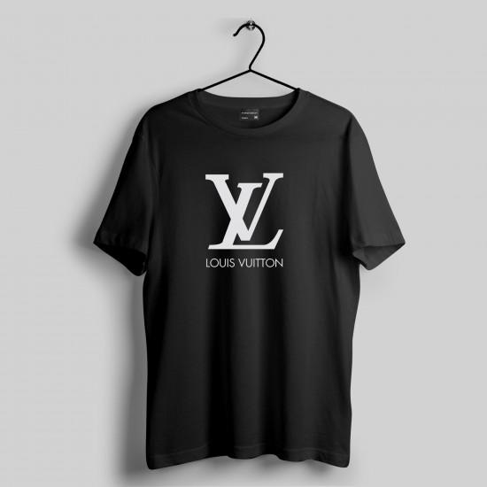 Luis Vitton Tasarımlı Tshirt 1