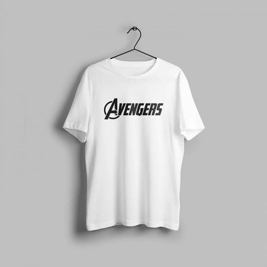 Avengers  Tasarımlı Tshirt