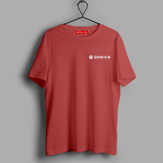Spotify Kodlu Tshirt 2